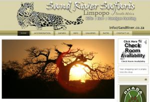 Sandriver Safari